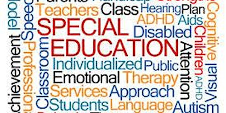 LEA/School IDEA Part B Application and Special Education Spending Plan tickets