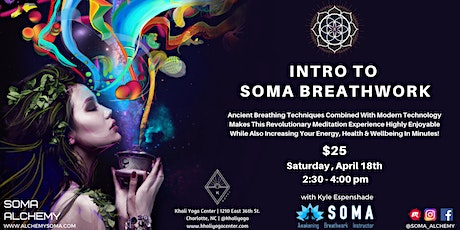 Intro to Soma Breath Workshop tickets