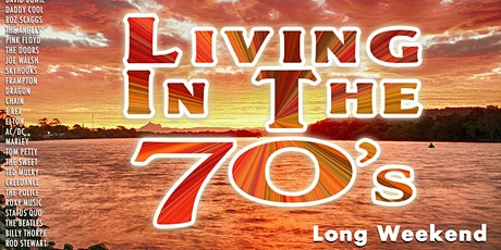 LIVING IN THE 70s Tweed Cruise - October Long Weekend tickets