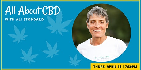 All About CBD with Ali Stoddard tickets