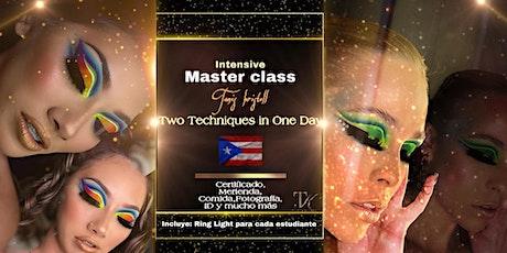 INTENSIVE MASTER CLASS tickets
