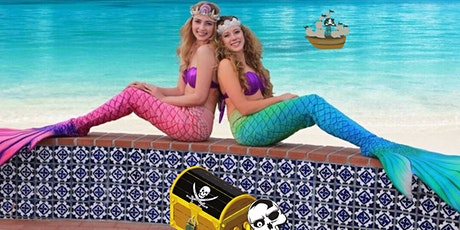 Haunted Caribbean Mermaid & Pirate Festival tickets