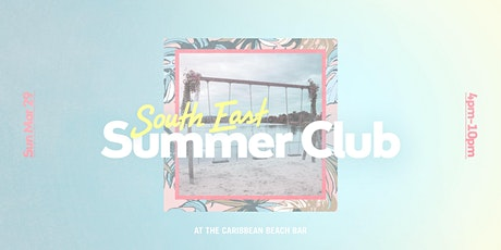 South East Summer Club FT Spacey Space tickets