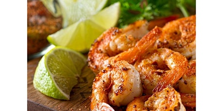 Cooking With Friends - CAJUN CUISINE (07-21-2020 starts at 6:00 PM) tickets