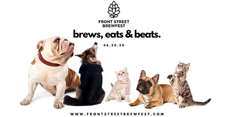 3rd Annual Front Street Brewfest tickets