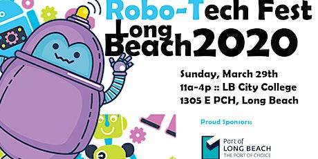 Shared Science 8th Annual ROBO-Tech Festival Long Beach 2020 tickets