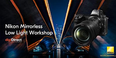 Nikon Mirrorless Low Light Workshop - Sydney tickets