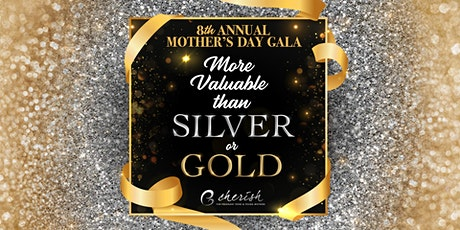 2021 Cherish Mother's Day Gala tickets