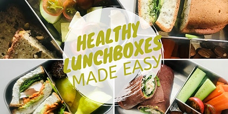 Healthy Lunchboxes Made Easy - Aldinga Library tickets