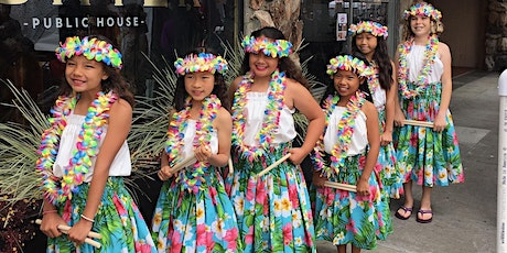 Hula for Keiki (ages 5 - 10) tickets