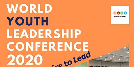 World Youth Leadership Conference 2020 tickets