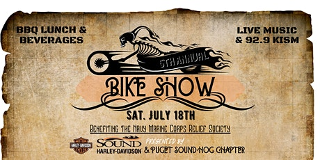 Annual Bike Show tickets