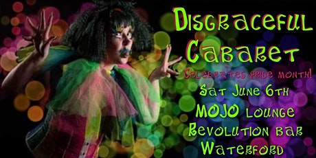 Disgraceful Cabaret: Celebrates Pride Month! tickets