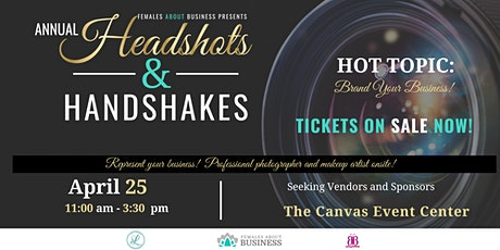 Annual Headshots & Handshakes (Birmingham Chapter) tickets