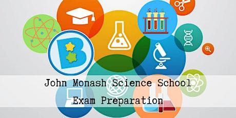 Science Reasoning Workshop for John Monash Science School Exam tickets