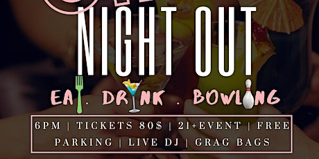 Girls Night Out tickets
