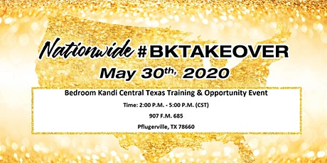Bedroom Kandi Central Texas Training & Opportunity tickets