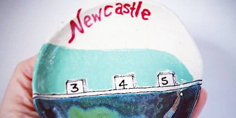 Ceramics with Teval - Newcastle Library tickets