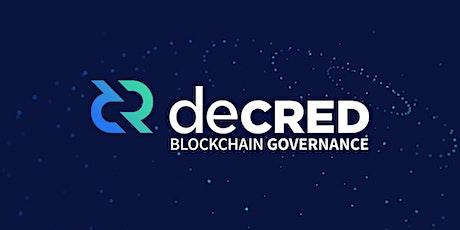Discover Decred - An Autonomous Digital Currency (Toronto Blockchain Week) tickets
