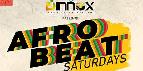 Afrobeat Saturdays (more: Kizomba, Rumba, Hip hop, Pop, Reggae, Dancehall.) tickets