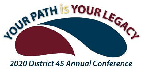 2020 District 45 Annual Conference tickets