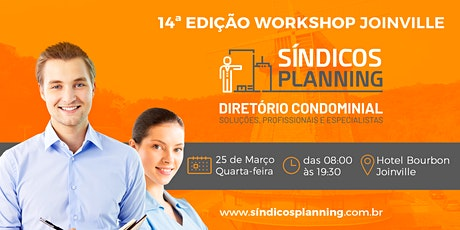 WORKSHOP SÍNDICOS PLANNING JOINVILLE 26/08/2020 ingressos