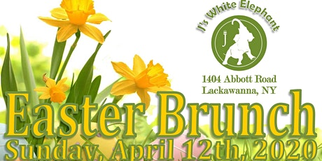 Easter Brunch - April 12th 2020 tickets
