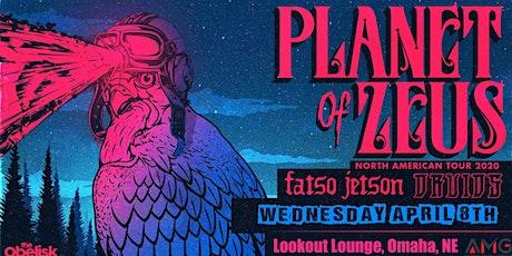 Postponed!! Planet of Zeus (Greece) / Fatso Jetson / Druids tickets