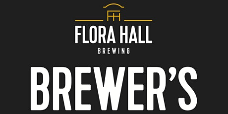 Flora Hall Brewmaster's Dinner tickets