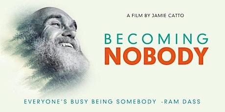 Becoming Nobody - Encore Screening - Thursday 9th April - Sydney tickets