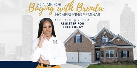 Buying with Brenda- FREE Homebuying Seminar tickets
