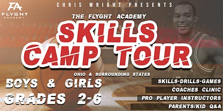 Basketball Skills Camp Tour - Englewood tickets