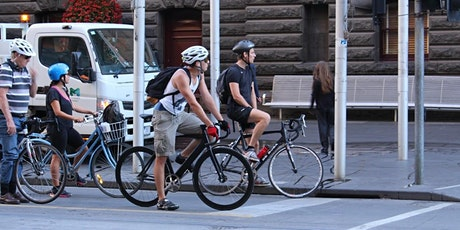 Cycling Auditor - Melbourne - October 2020 tickets