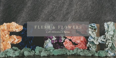 Flesh & Flowers Boudoir Photo Event (21+ Only) tickets
