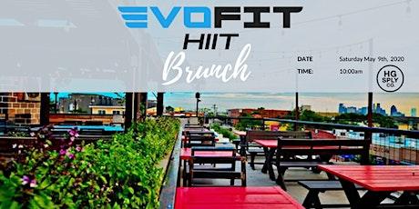 EvoFit HIIT & Brunch tickets