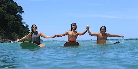 Retiro SYM - Surf Yoga Music - Semana Páscoa - 9 a 12 ABRIL ingressos