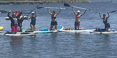 SUP Yoga Class at Lake Mead tickets