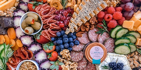 Graze Board Workshop with Grazing KC at The Fontaine  tickets