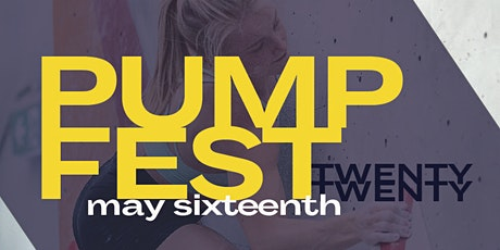 PUMPFEST TWENTYTWENTY tickets