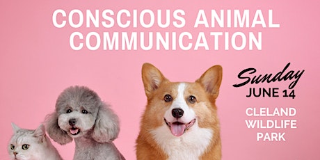 Conscious Animal Communication tickets