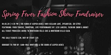 Spring Fever Fashion Show tickets
