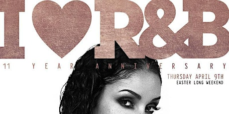 I Luv RNB - 11 Year Anniversary Feat. Mya tickets