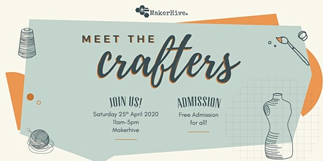 Postponed | Meet The Crafters 2020 tickets