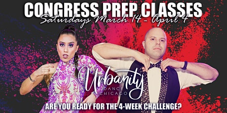 Congress Prep Classes tickets