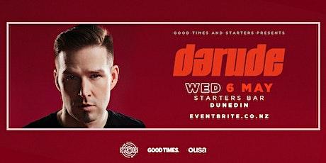 Darude - Dunedin, Starters Bar tickets