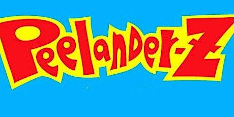 Peelander-Z Sat April 25 Tickets $17.50 Postponed tickets
