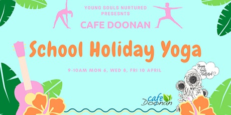 School Holiday Yoga Fun tickets
