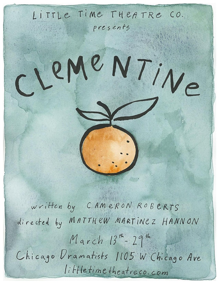 Little Time Theatre Co. Presents: Clementine image