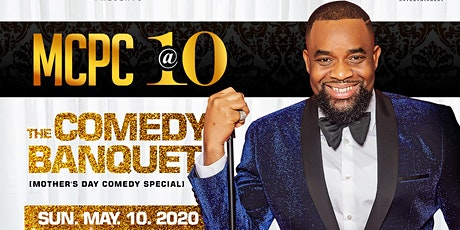The Comedy Banquet - MCPC @ 10 tickets