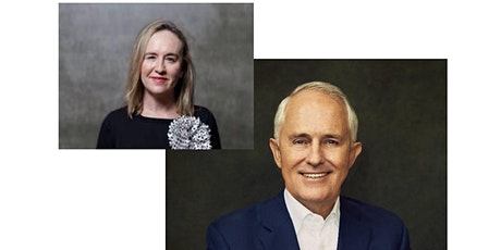 Free Event  - Meet Malcolm Turnbull in-conversation with Frances Whiting tickets